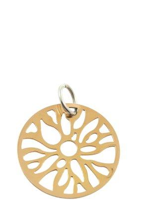 Luna Medaglione oro stile casual