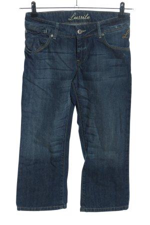 Lussile 3/4 Jeans blau Casual-Look