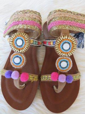 Cm Laufsteg Comfort Sandals multicolored leather