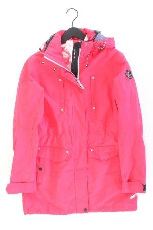 Lutha Abrigo con capucha rosa claro-rosa-rosa-rosa neón