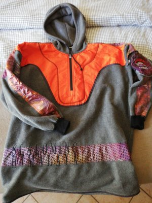 Lutha Fleece Jackets multicolored