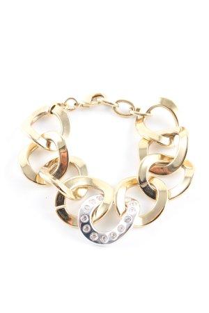 lux:us Bracelet doré style décontracté
