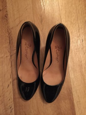Luxsus Lackleder Pumps von Eva Turner