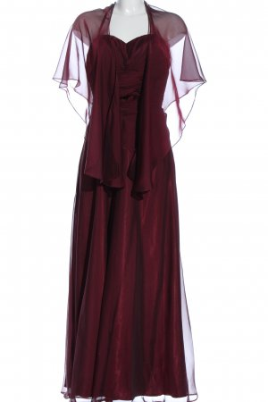 Luxuar Limited Ballkleid rot Elegant