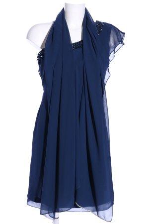 Luxuar Limited Cocktailkleid blau Elegant