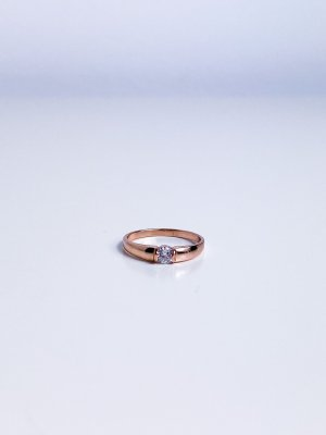 Statement Ring rose-gold-coloured-gold-colored
