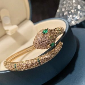 Boutique Bracelet doré-vert