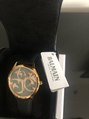 Luxus Balmain Uhr neu mit 2 J. Garantie