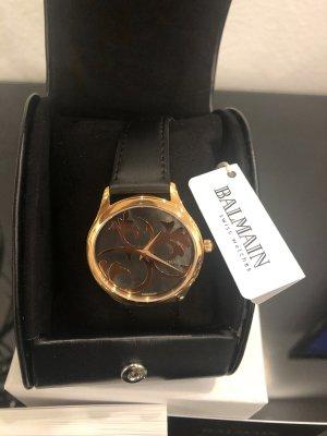 Balmain Horloge met lederen riempje veelkleurig
