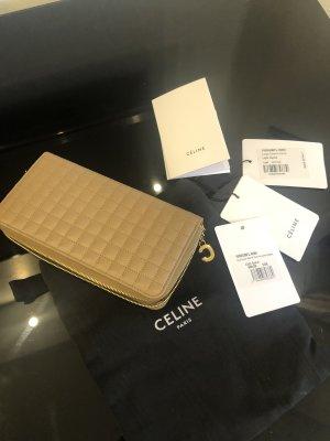 Luxus Celine Paris Portemonnaie Clutch neu!