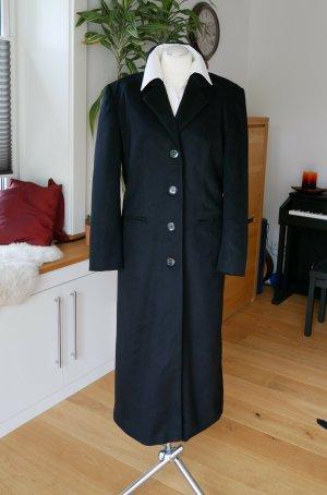 Department Five Wool Coat black-carmine cashmere