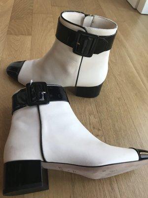 Luxus Designer 620€ Bally Jay 40 Toeca Bootie Schuh