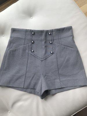 Luxus Designer Blogger Thomas Rath Marine Shorts Hose