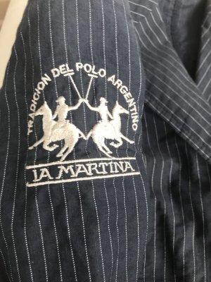 La Martina Blazer unisex negro-azul oscuro