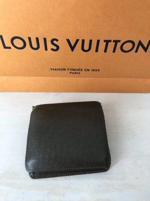 Luxus Designer Louis Vuitton lv paris taiga leder portemonnaie geldbörse
