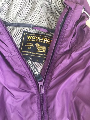 Woolrich Raincoat multicolored