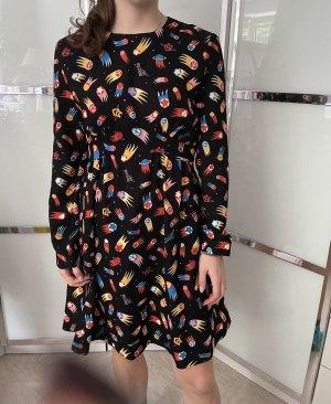 Love Moschino A Line Dress multicolored