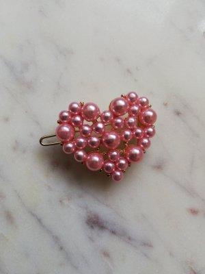 Hair Clip pink-pink