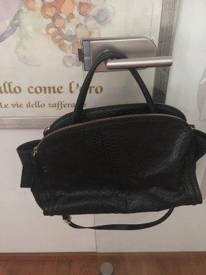 Luxus Handtasche von Coccinelle Krokoprägung