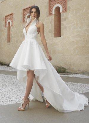 Made in Italy Suknia ślubna biały
