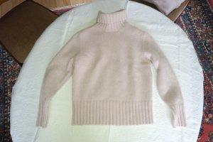 Unbekannte Marke Cashmere Jumper dusky pink cashmere