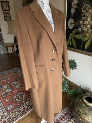 Bauer Wool Coat light brown