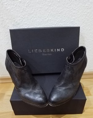 Liebeskind Ankle Boots grey