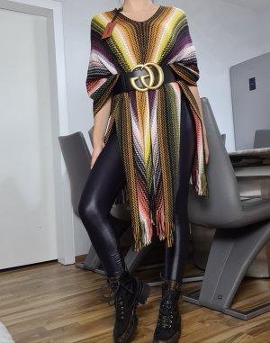 Missoni Poncho multicolore