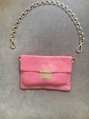 Luxus: Prada Handtasche, Tasche, Rosa, Premium