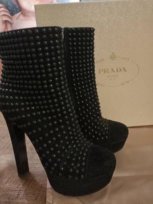 Luxus Prada Stiefel