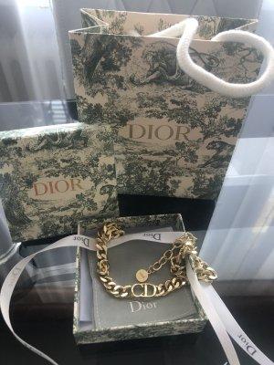 Dior Naszyjnik złoto