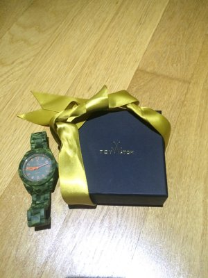 Luxus Toy Watch Velvery Ice Watch like Swatch Uhr