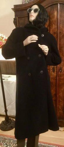Hucke Wool Coat black