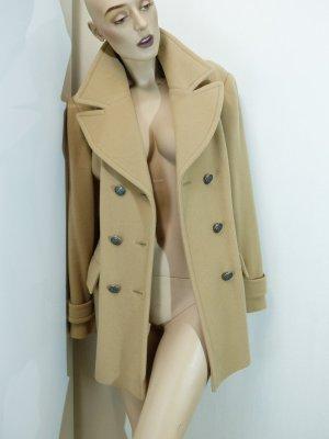 luxus Woll Cabanjacke / Mantel, Gr. 36(38)