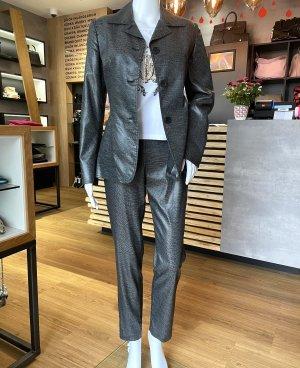 Gianfranco Ferré Tailleur pantalone nero-grigio