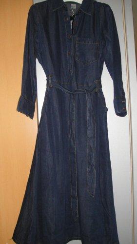 Luxusjeans Kleid
