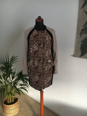 Luxusmantel von WAREHOUSE 36 S Leopard  Animal Print
