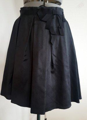 Roberto Verino Zijden rok zwart Zijde