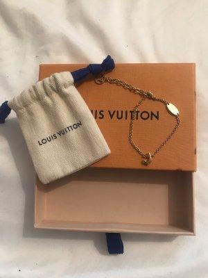 Louis Vuitton Złote bransoletki złoto