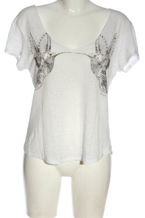 Lyla Lyla V-Ausschnitt-Shirt