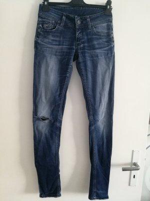 Lynn Mid Waist Skinny Jeans von G-Star Raw