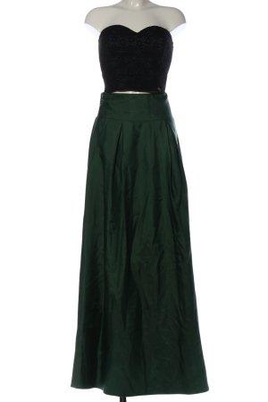 Lynne Web Twin Set schwarz-grün Elegant