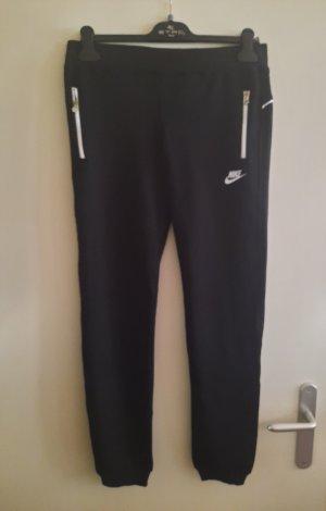 M 40 Hose Nike schwarz weiß