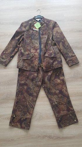 M. Asam Trouser Suit multicolored