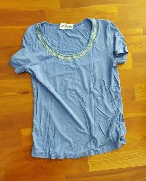 M. Asam shirt mit pailetten gr 36