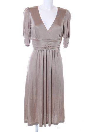 M by Madonna A-Linien Kleid bronzefarben Elegant