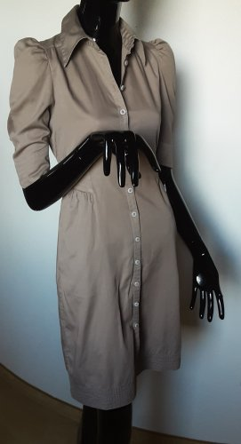 M by Madonna Robe chemise marron clair