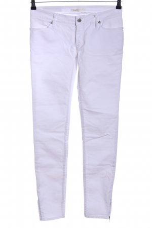 M by Madonna Skinny Jeans weiß Casual-Look