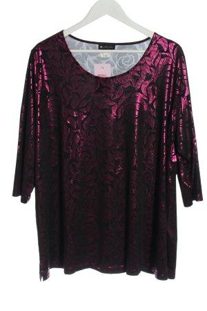 M. Collection Langarm-Bluse