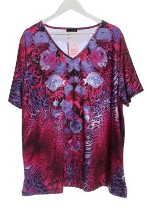 M. Collection V-Ausschnitt-Shirt